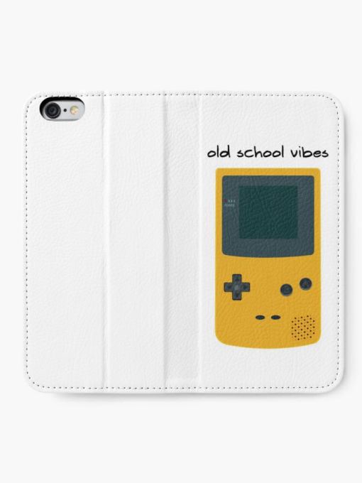 Old School Vibes Game Boy Design